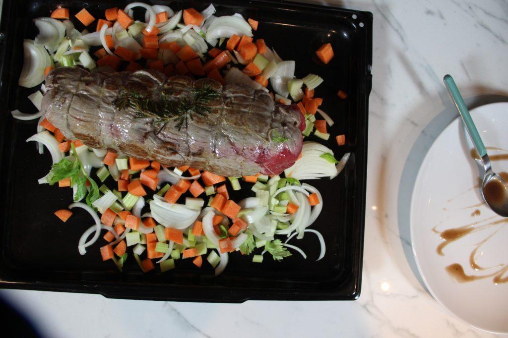 ricetta arrosto di carne